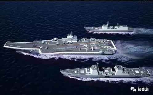 侠客岛:中国首艘国产航母会怎样命名?