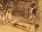 俄国人拍1904年朝鲜仁川