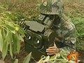 我军炮兵侦察数据传输机