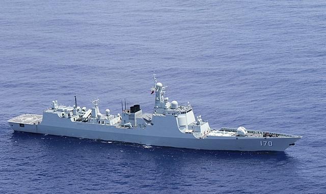 中美南海是否必有一战 海军女发言人解读内情