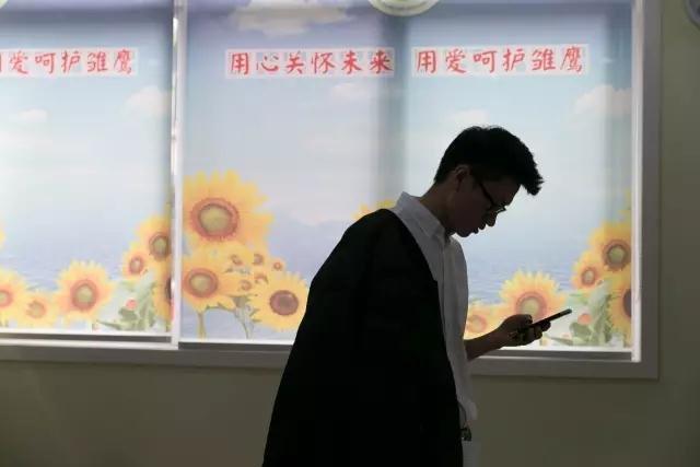 服刑结束后在杭州创业打拼的肖宇。