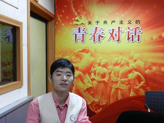 2012北京榜样候选人:孟雅男
