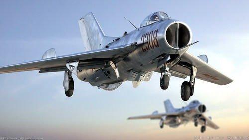 汉和:中国沿海机场歼-6可能变身无人攻击机