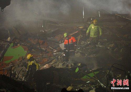两名爱尔兰公民在新西兰克赖斯特彻奇地震中遇难