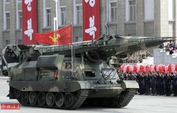 美媒称美军很难打掉朝鲜导弹:战和可能都会带来灾难结局