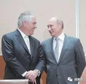 """侠客岛:选普京的铁哥们当国务卿,是要""""联俄制华""""?"""