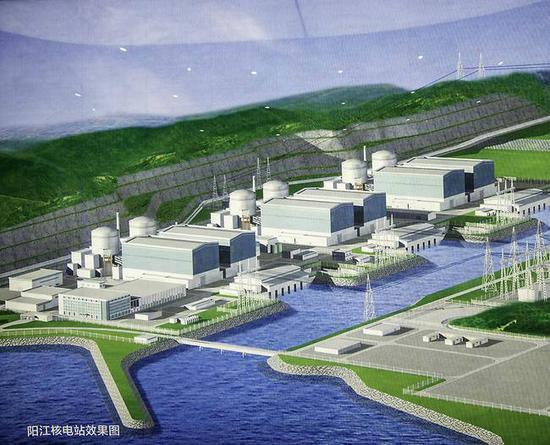 日企在两座中国核电厂建设中违规操作 被处罚20万元