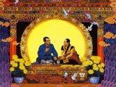 藏画家尼玛泽仁:文化纽带让我们相识相知