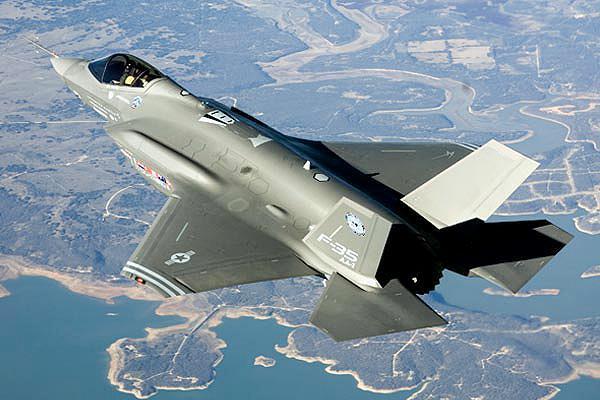 F35距离中国越来越近 日将部署6架大增海军战力
