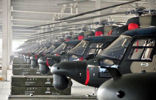 有亚洲国家开始使用直-9作为国家元首专用机