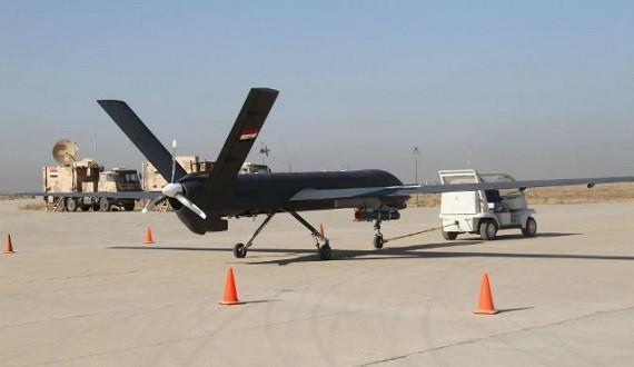 外媒称中国专家或操纵彩虹4无人机在伊拉克作战