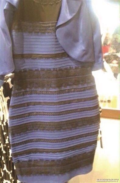 美国专家解释裙子颜色之争:看到白金色是因为年纪大