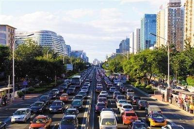 北京PM2.5监测网络力争在9月底10月初建成