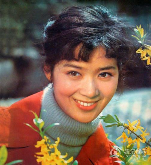 回顾80年代出国潮卷走的绝色女星:玉人难再得