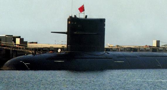 美媒称中国今年开建首艘095核潜艇 性能超美俄主力
