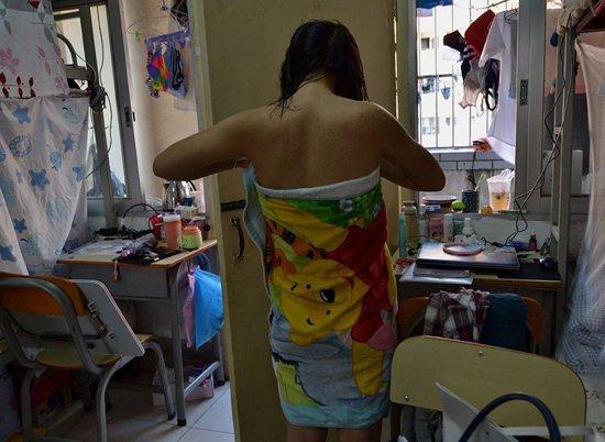 组图:广西大学女生拍摄女生宿舍生活获奖