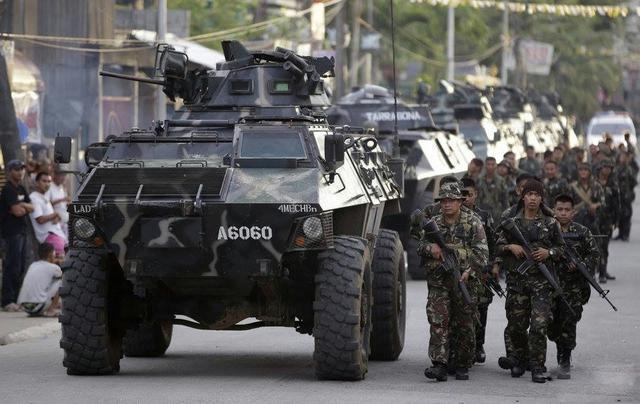 菲律宾军方称仍有23名人质被菲极端组织绑架