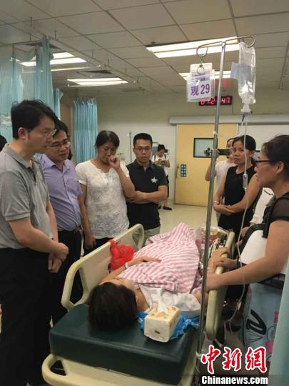 广西发生伤医事件:女护士被患者陪人打伤