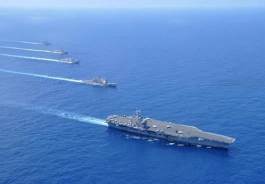 美国国家军事战略:渲染中国南海造岛加剧紧张