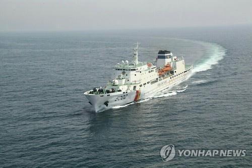外媒:韩国海警再次射击中国渔船 系本月内第二次开火