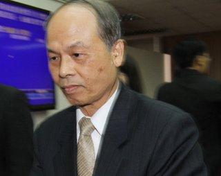 """台湾""""内阁""""传改组三位高官今首度表态"""