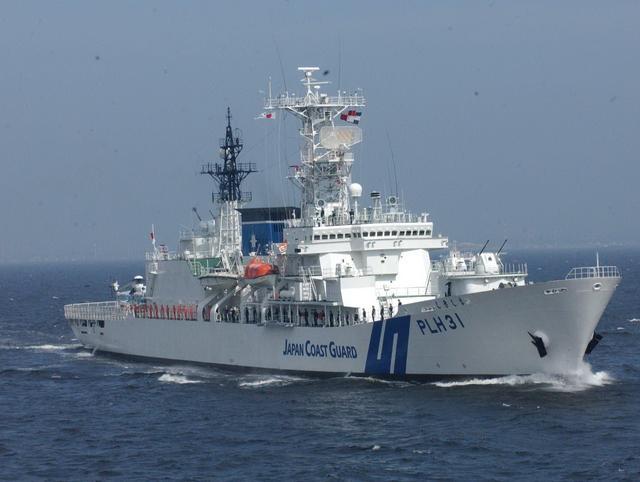 日本外相月底访越南 拟向其提供大型巡逻舰