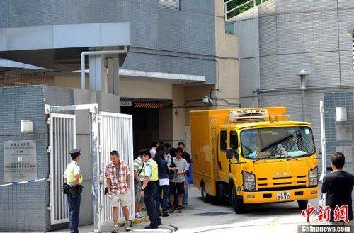 香港撞船事故死者遗体等候认领 死伤者身份待核实