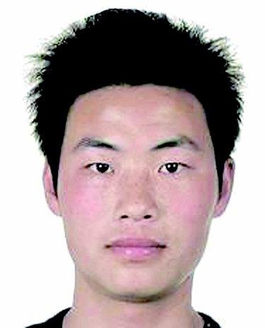图为:嫌疑人彭博文