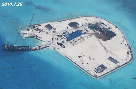 普京逼白宫做交易对华启示:平定南海要靠种岛