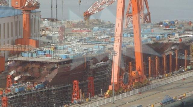 专家:国产航母核心全部中国造 距服役还有数年