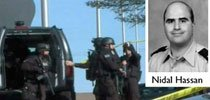 美国胡德堡陆军基地枪击案 13死30伤