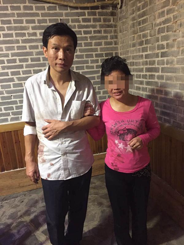 北京一律师赴济南代理拆迁案遭袭 拆迁办人员曾现身事发现场