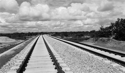 共同描绘非洲铁路新版图