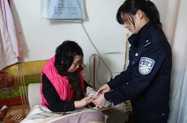 宁德一女子双手没有指纹 长年办不了身份证