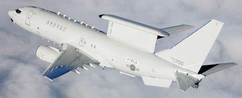 韩媒:中国空警-2000预警机大幅落后韩军(图)