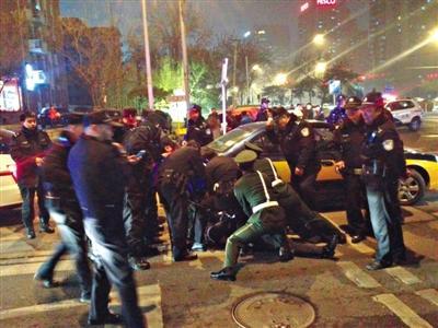 北京王府井劫案嫌犯因生活拮据作案
