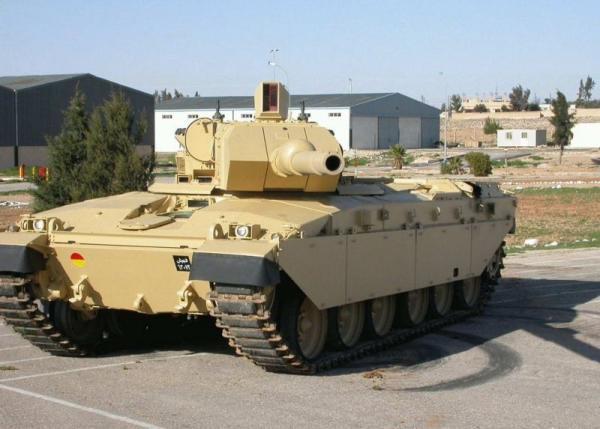 """英国正考虑研制新型坦克对抗俄""""阿玛塔"""""""