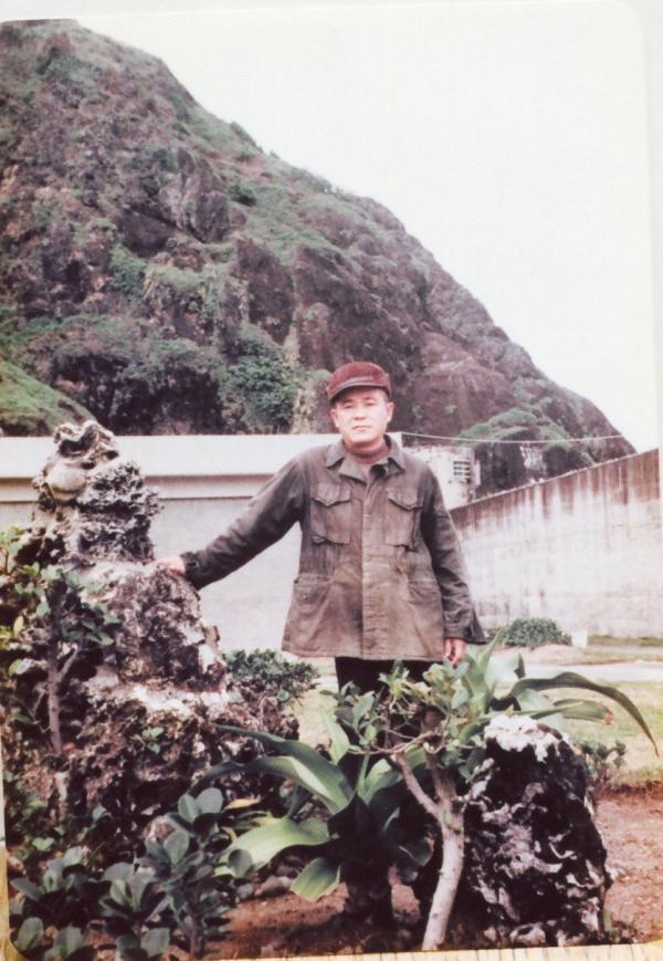 台湾政治死刑犯陈明忠:我不是蓝不是绿 是红的