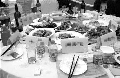 10家驻京办餐厅暗访:每桌1万8茅台白酒销量最大 (原帖