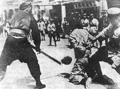 1927年蒋介石为何突然对共产党大开杀戒