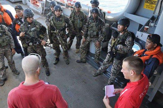 美国首次向东盟派驻海军官员 加强军事影响力