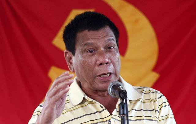 菲律宾总统公开发飙,怒骂美国驻菲大使
