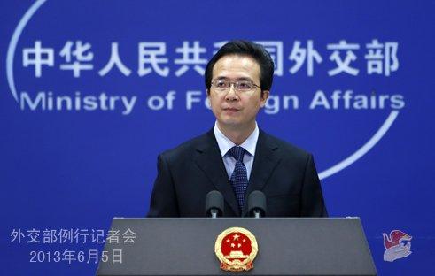 外交部:116名中国公民在加纳涉嫌非法采矿被捕