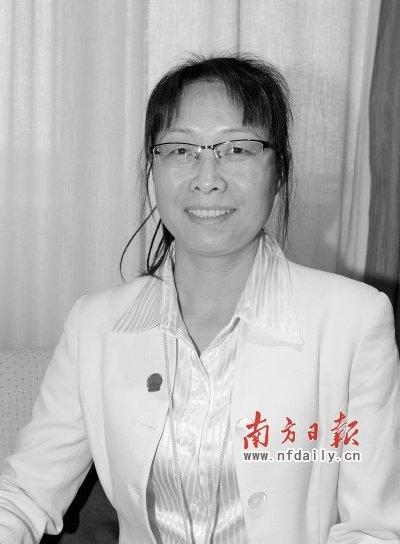 广东团人大代表