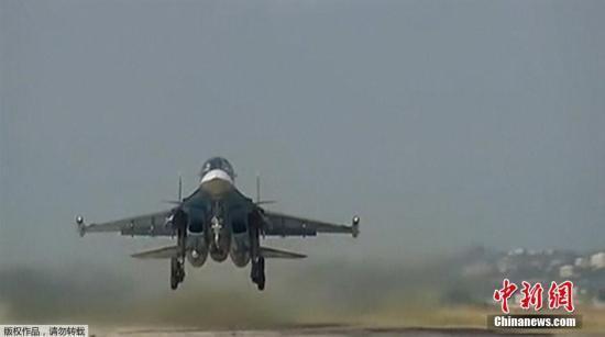 俄称在叙完成5240架次战斗飞行 从未袭击平民目标