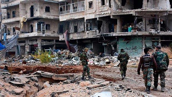 叙利亚政府军拿下阿勒颇 叛军获准撤离