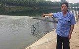 """漯河55岁村民一周连救3人 成澧河""""保护神"""""""