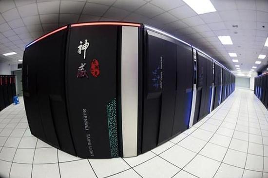 神威 计算机中国在超级计算机领域的实力毋庸置疑,在新一期全球