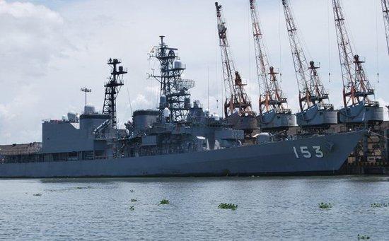 美日印将首次集会讨论南海安全 日印拟联合军演