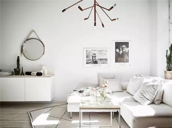 最难保持的不是布艺沙发,是白色的布艺沙发